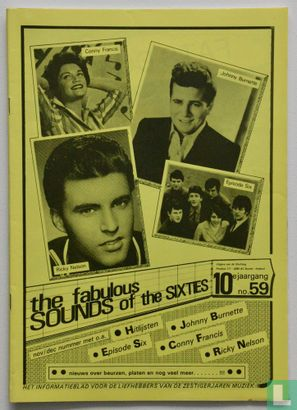 The Fabulous Sounds Of The Sixties 59 - Bild 1