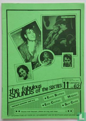 The Fabulous Sounds Of The Sixties 62 - Bild 1