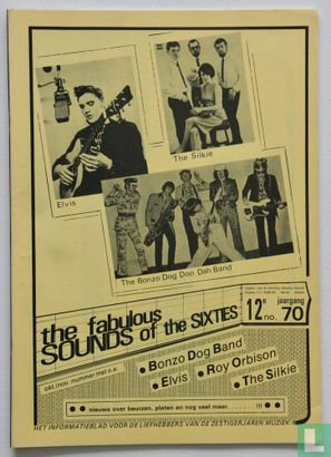 The Fabulous Sounds Of The Sixties 70 - Bild 1