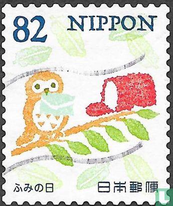 Japan [JPN] - Dag van het brievenschrijven