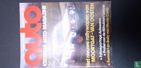 Auto  Keesings magazine 4