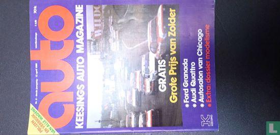 Auto  Keesings magazine 8