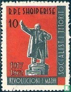 Albanie [ALB] - Vladimir Lénine