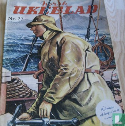 Norsk Ukeblad 27
