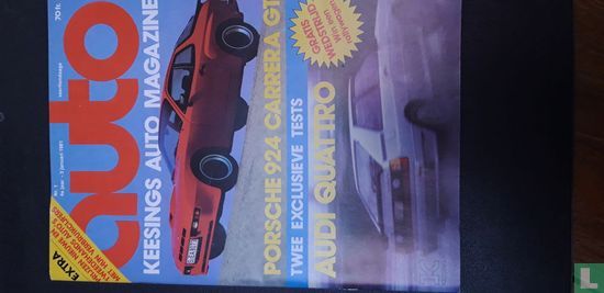 Auto  Keesings magazine 1