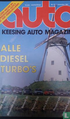 Auto  Keesings magazine 21