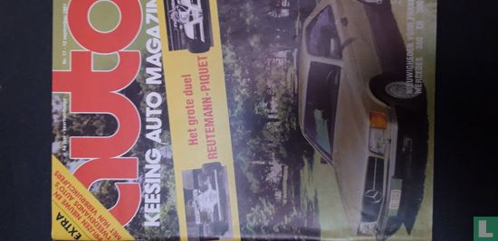 Auto  Keesings magazine 16