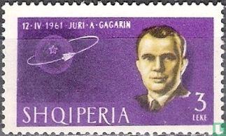 Albanie [ALB] - Jouri Gagarine