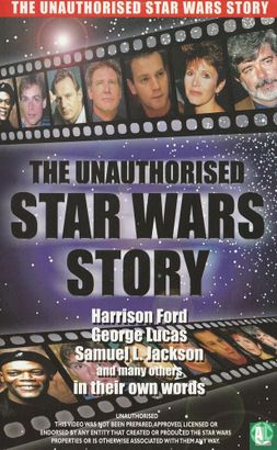 VHS videoband - The Unauthorised Star Wars Story