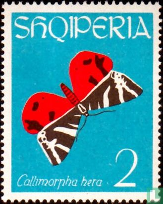 Albanie [ALB] - Écaille chinée