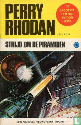 Perry Rhodan 214 - Bild 1