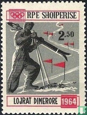 Albanie [ALB] - Ski