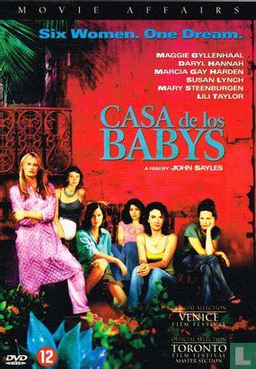 DVD - Casa de los babys