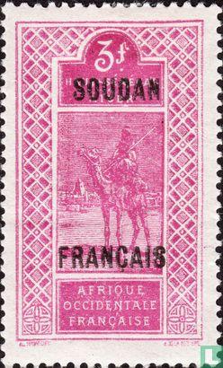 Französisch-Sudan - Targui