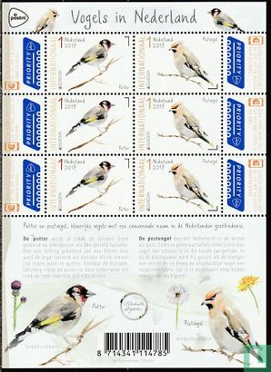 Nederland [NLD] - Europa - Nationale vogels