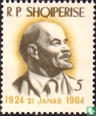 Albanien [ALB] - Wladimir Lenin