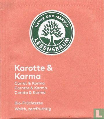 Lebensbaum - Karotte & Karma