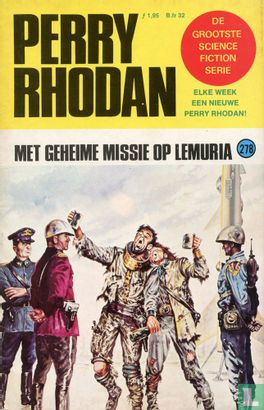 Perry Rhodan 278 - Bild 1