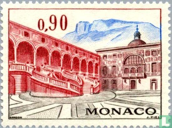 Monaco - Erekoer van het prinselijk paleis