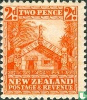 Nieuw-Zeeland - Native afbeldingen