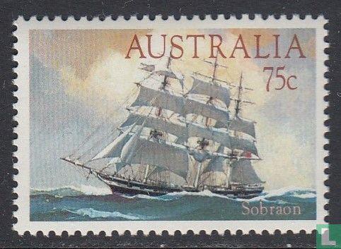 Australië [AUS] - Klippers