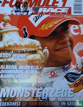 Formule 1 +Race Report 11