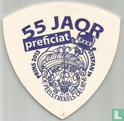 Niederlande (Holland) - 55 Jaor preficiat