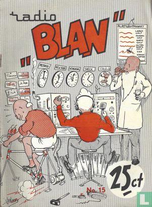 "Radio ""Blan"" 15 - Afbeelding 1"