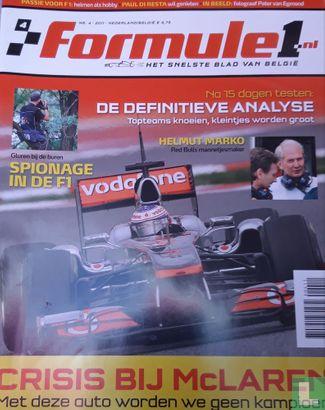 Formule 1  nl. 4
