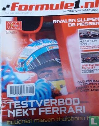 Formule 1  nl. 9