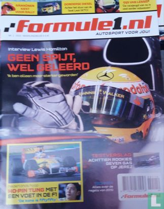 Formule 1  nl. 1