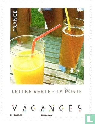 Frankrijk [FRA] - vakantie