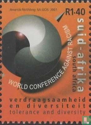 Zuid-Afrika - Wereldconferentie tegen racisme (Suid-Afrika)