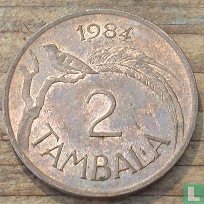 Malawi - Malawi 2 tambala 1984