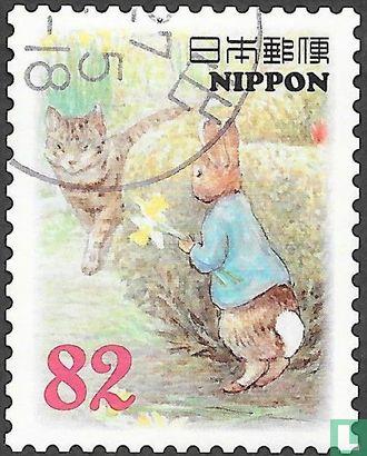 Japan [JPN] - The world of Peter Rabbit
