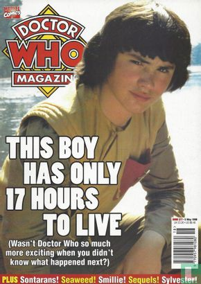 Doctor Who Magazine 277 - Bild 1