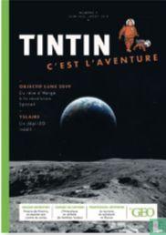 Magazine Tintin, C'est l'aventure 1 - Bild 1