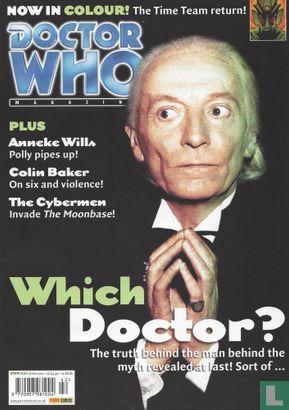 Doctor Who Magazine 322 - Bild 1