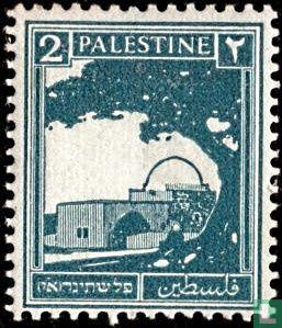 Palästina - Grab der Rachel in Bethlehem