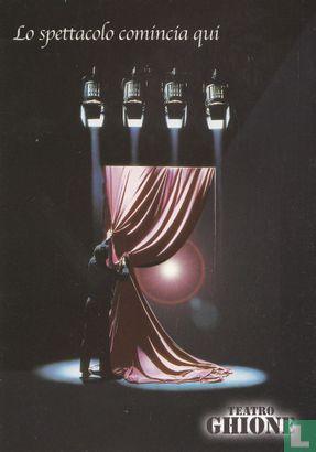 ToCARD Cartoline Gratuite (logo) - Teatro Ghione