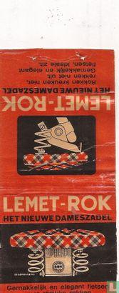 Lemet Rok - Het nieuwe dameszadel