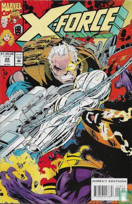 X-Force - X-Force 28