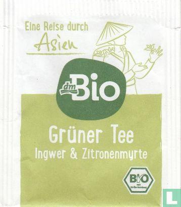 Das gesunde Plus (DM) - Grüner Tee Ingwer & Zitronenmyrte