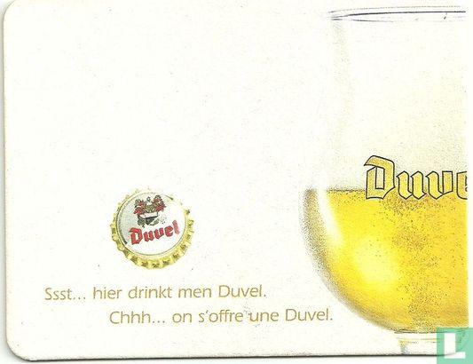 België - Ssst... hier drinkt men Duvel.
