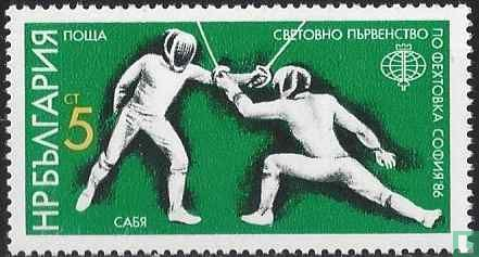 Bulgarije [BGR] - WK Schermen