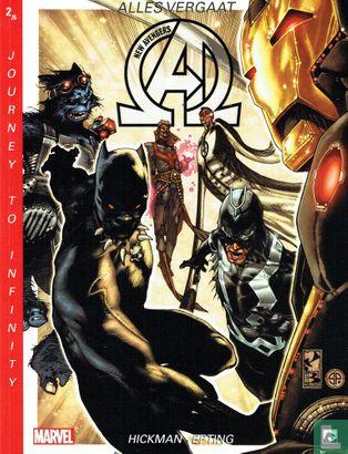Avengers [Marvel] (De Vergelders, De Wrekers) - Alles vergaat 2