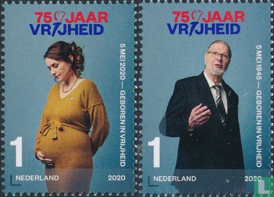 Netherlands [NLD] - 75 years of freedom