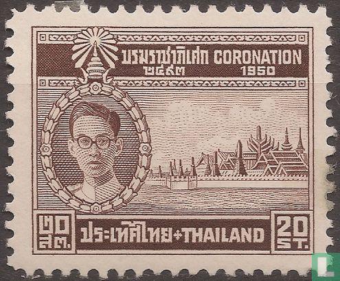 Thailand - König Bhumibol Adulyadej