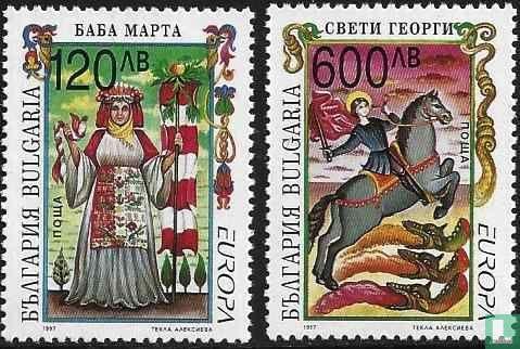 Bulgarije [BGR] - Europa – Sagen en legenden