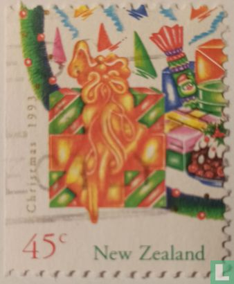 Nieuw-Zeeland - Kerstmis